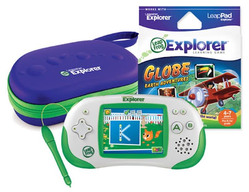 leapfrog explorer console package