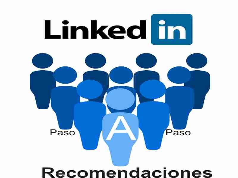 recomendaciones paso a paso grupo de linkedin