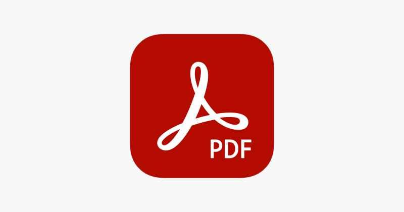 adobe reader pdf imagenes
