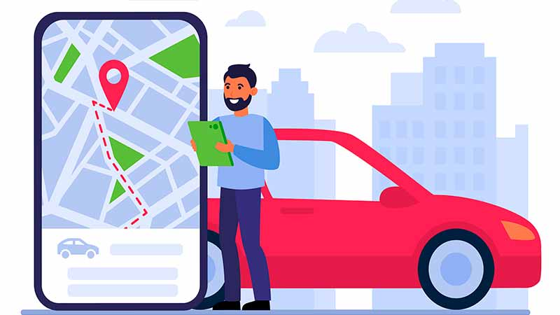 compartir un auto uber