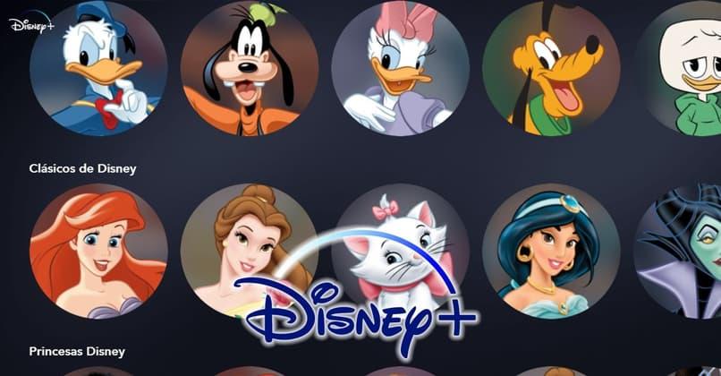 check your Disney + account