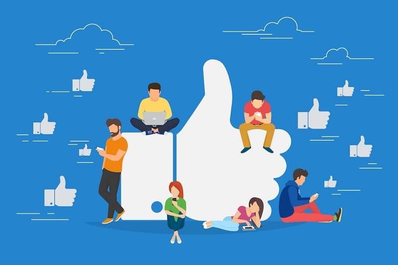 me gustas de facebook