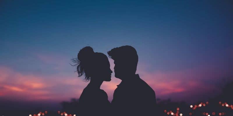 pareja ligar amor