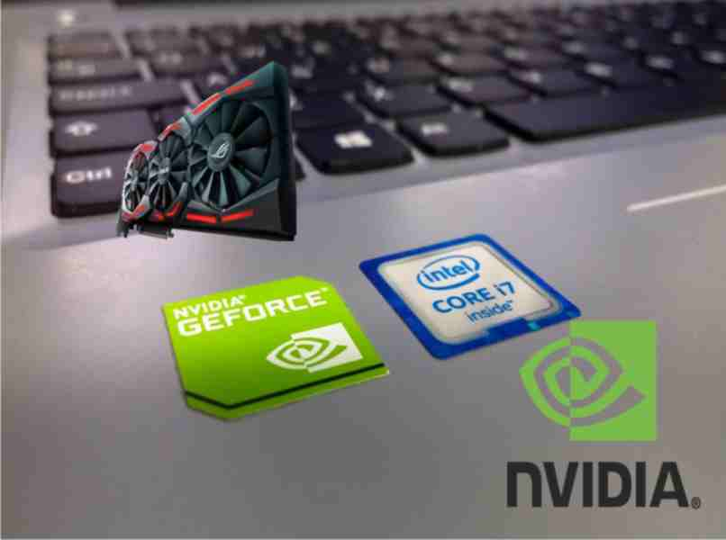 laptop made with nvidia chip