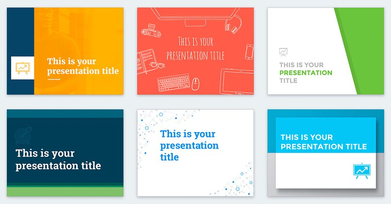 PowerPoint presentation projects