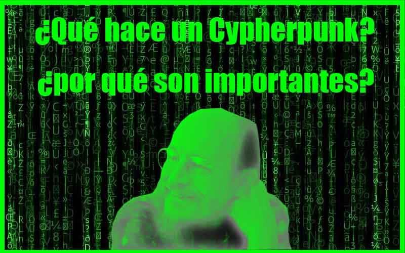 que hace un cypherpunk eric-hughes