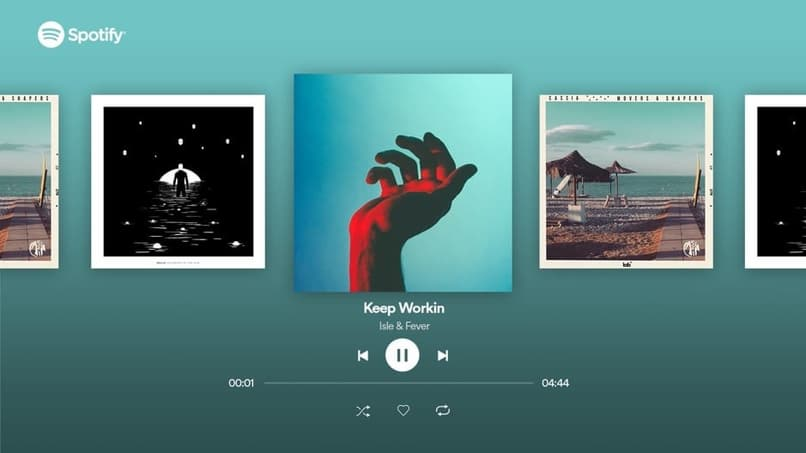 spotify covers how to see lyrics