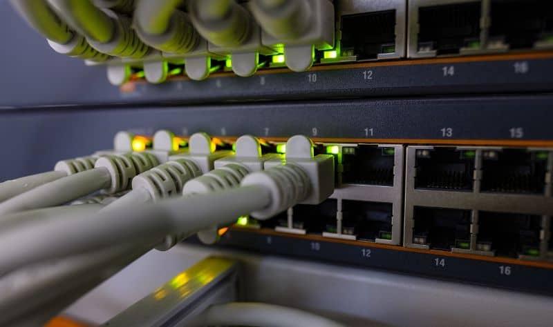 entradas router
