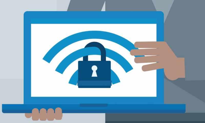 seguridad red datos wifi conexion vpn
