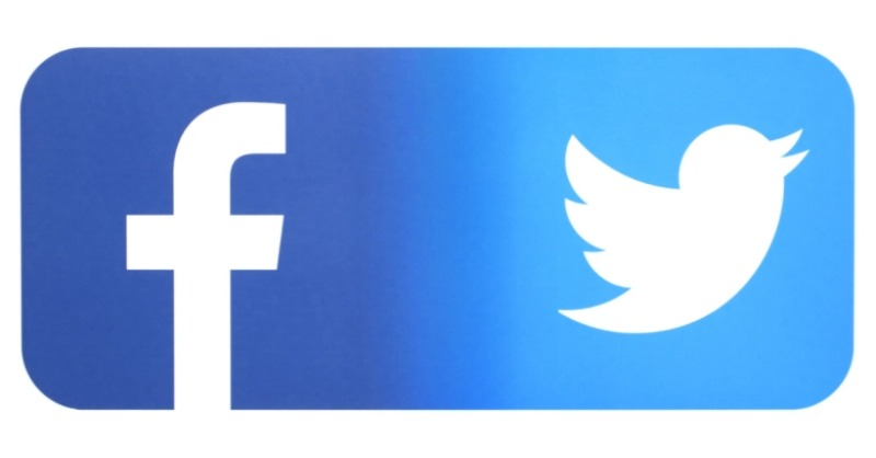 facebook and twitter sync