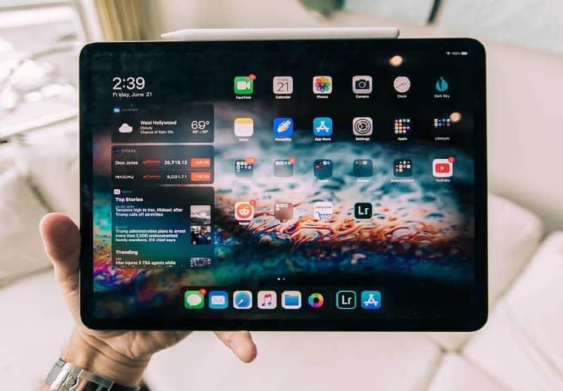 crear distintas cuentas para varias personas en una tablet