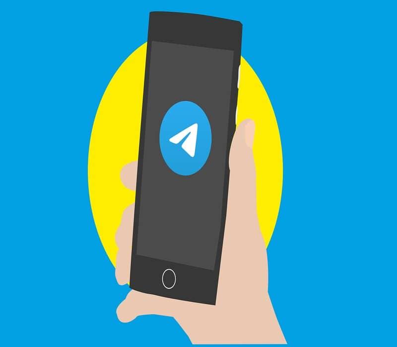 telegram automatizado con ifttt
