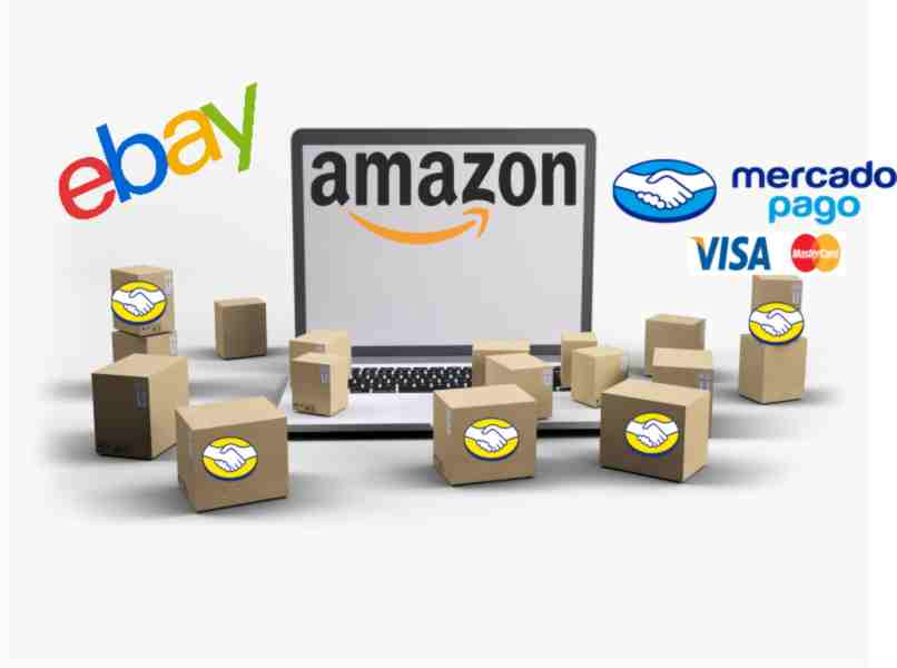 Worldwide delivery with online stores