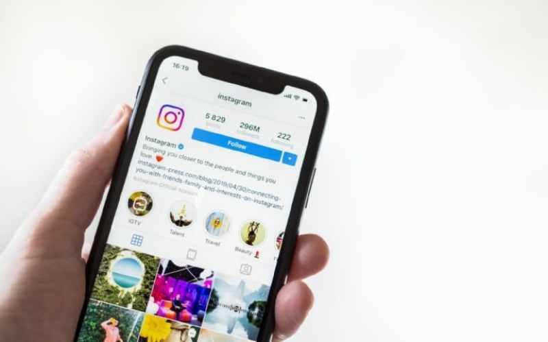 redes sociales uso ig