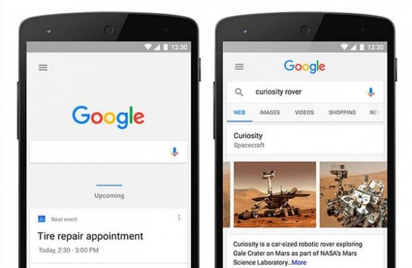 mobile version of Google Chrome guide