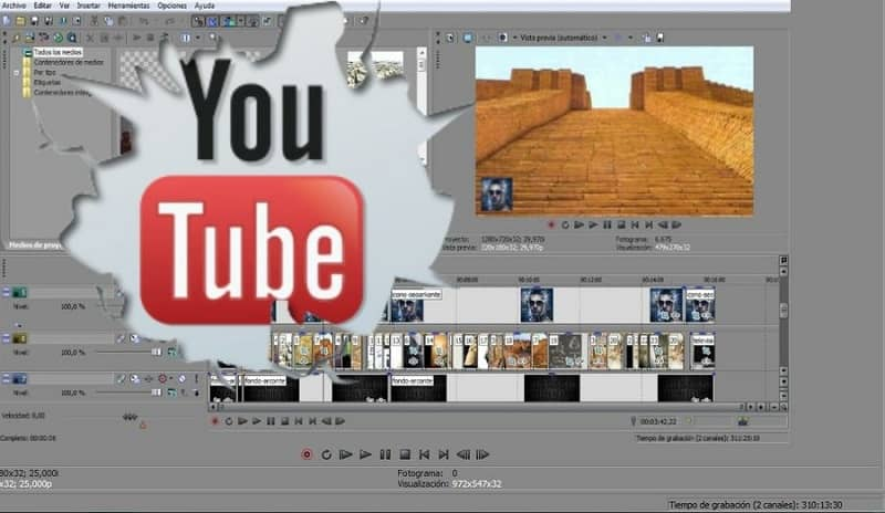 crear video en youtube