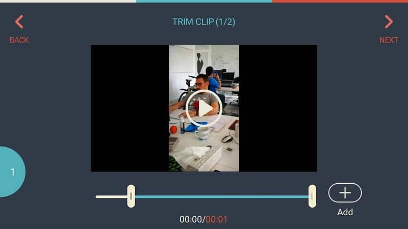 editar video en filmora go