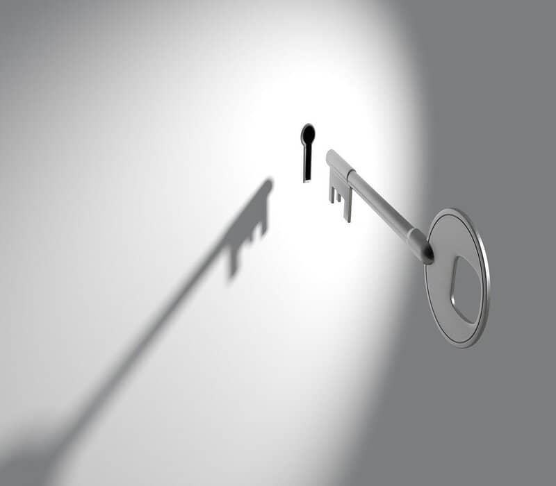 llave que abre sesion de windows 10