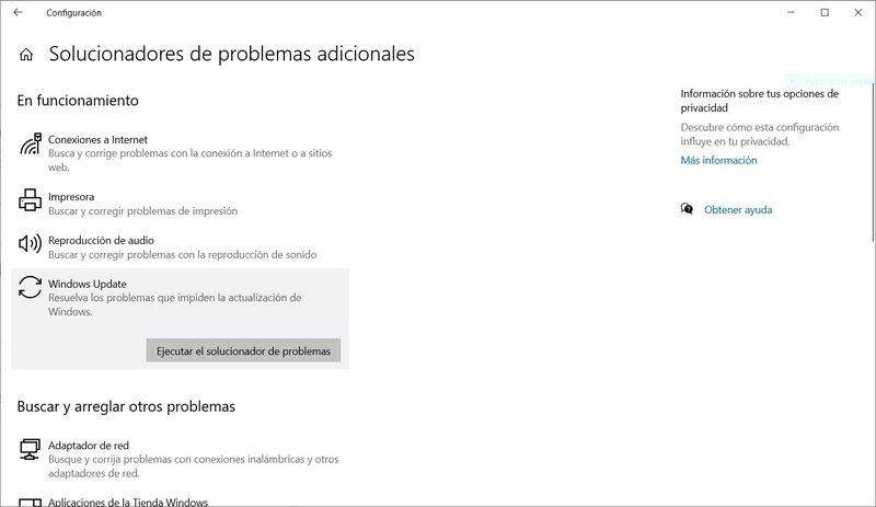 solucionador problemas windows error dispositivos